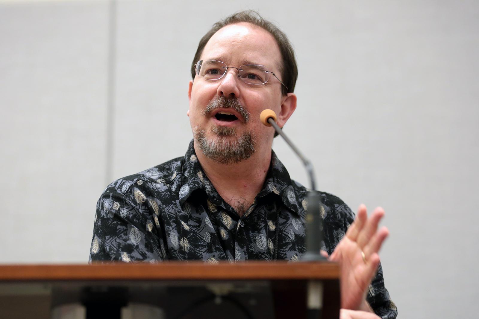 John Scalzi on Messiahs, the Apocalypse, Coronavirus, and Religion in Science Fiction