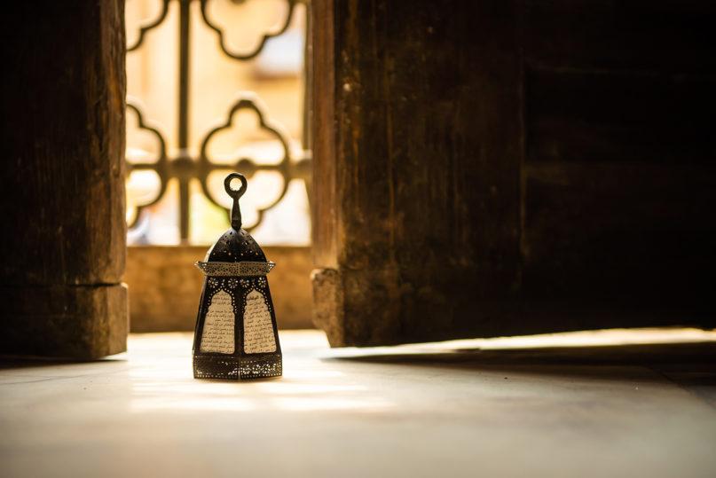 A traditional Ramadan lantern. Photo by Ahmed Sabry/Pixabay/Creative Commons
