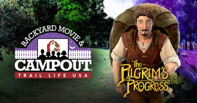 """Boys adventure movement Trail Life USA today announced its first-ever, memory-making """"Backyard Movie Night"""" on May 16 — featuring best-selling author and speaker David Benham, Christian music artists Keith and Kristyn Getty, and showing The Pilgrim's Progress movie produced by Revelation Media."""