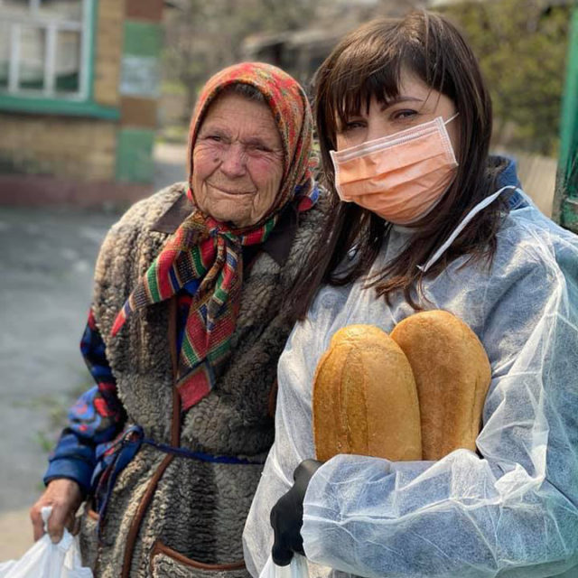 'CHRIST OVER COVID': Slavic Gospel Association (SGA, www.sga.org), a U.S.-based mission to Russia and the former Soviet Union, today announced its on-the-ground evangelical church taskforce has distributed more than 500,000 meals to desperate families as COVID-19 continues to spread. Join the organization's Crisis Prayer Team and get updates at www.sga.org/COVID.
