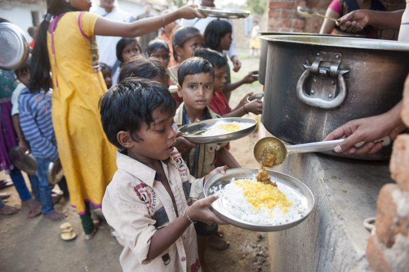 'SCANDAL OF STARVATION': It's estimated nine million people will die in a coronavirus-worsened hunger crisis this year, says a new report by Texas-based organization Gospel for Asia (GFA World, www.gfa.org). The report — The Scandal of Starvation in a World of Plenty — says $1 trillion worth of food will be thrown away in 2020. World Hunger Day is May 28.