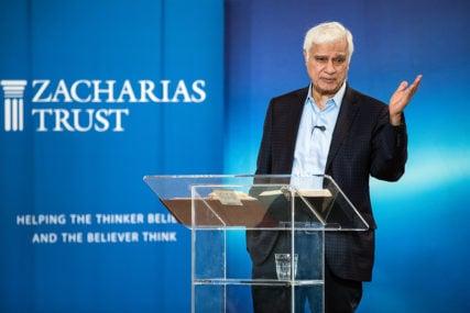 Christian apologist Ravi Zacharias dies of cancer at 74