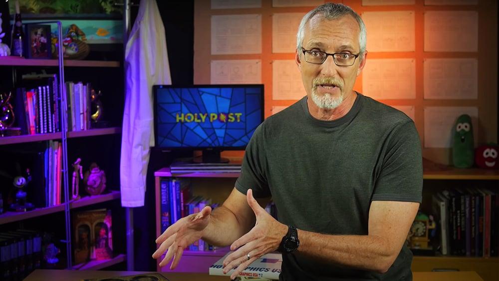 Phil Vischer presents the