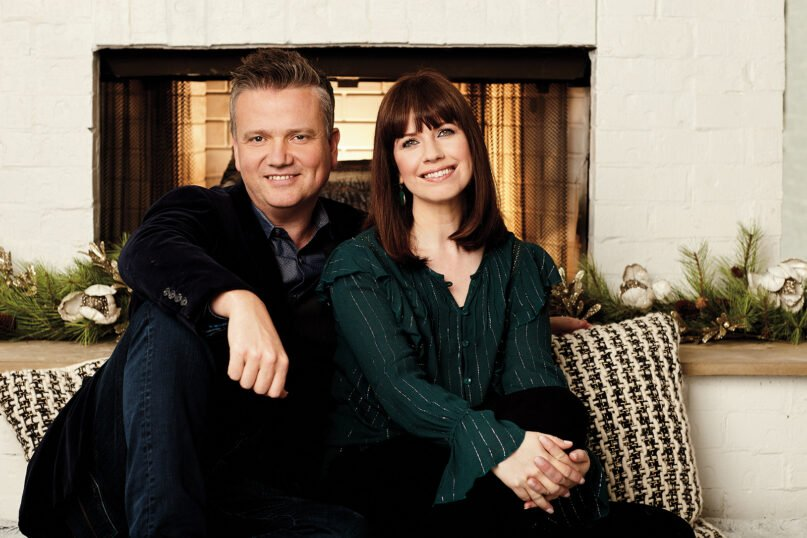 Hymn writers and song leaders Keith and Kristyn Getty. Courtesy photo