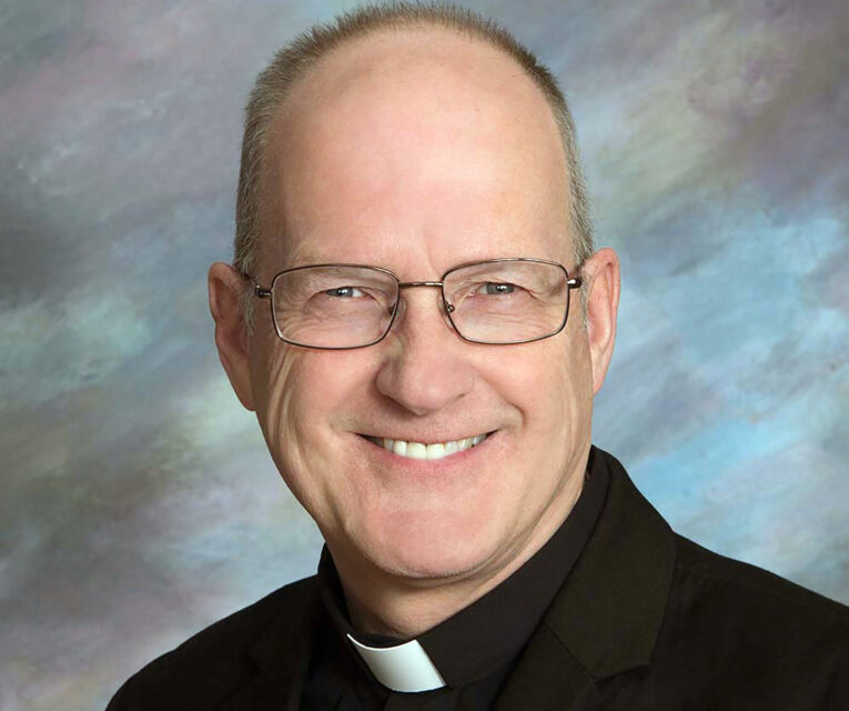 The Rev. Michel J. Mulloy. Photo via the Diocese of Duluth