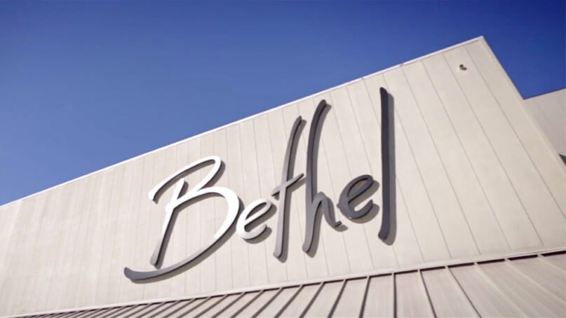 Bethel Church in Redding, California. Video screengrab