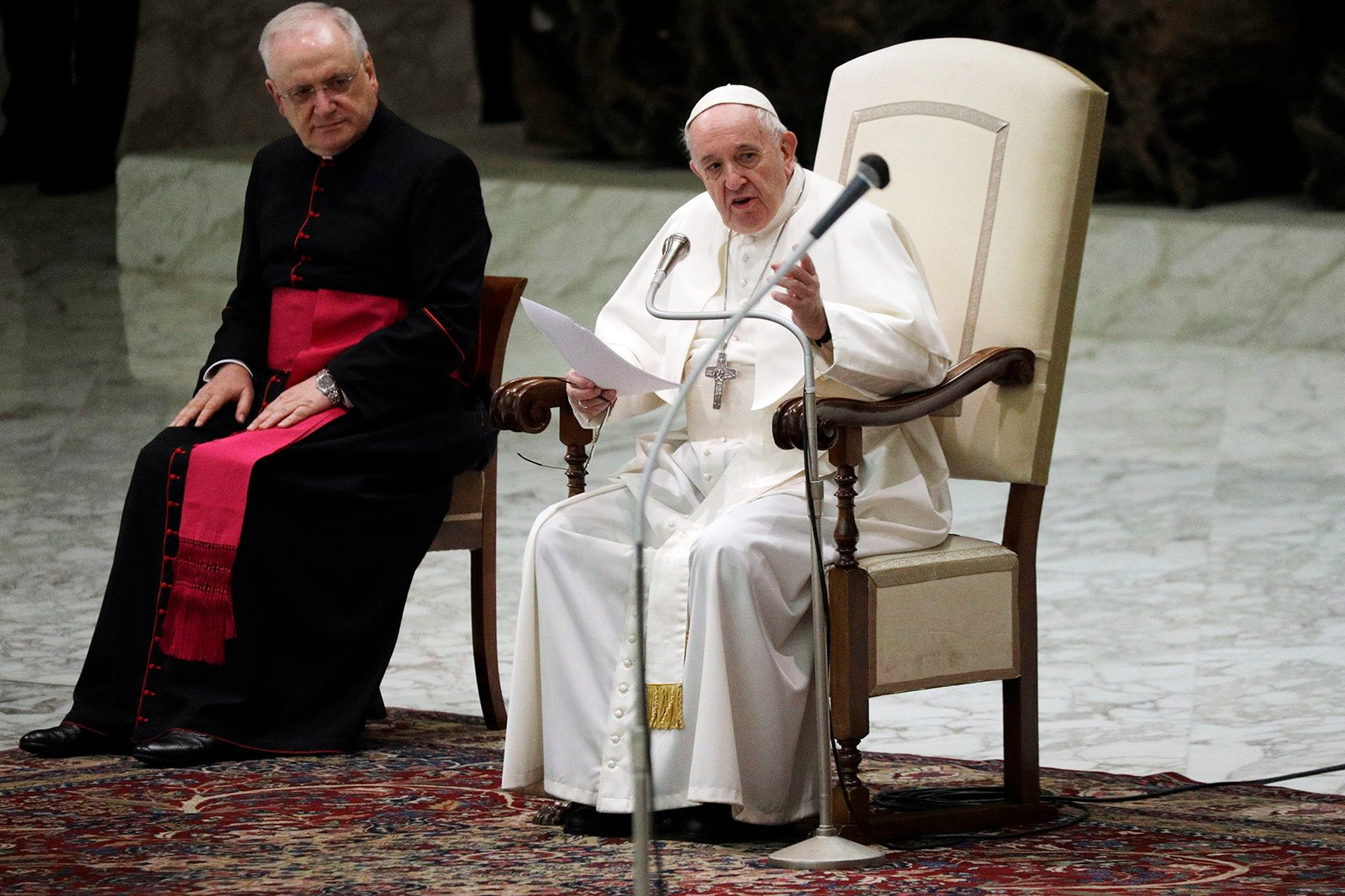 Six things you need to know about Pope Francis and gay civil unions