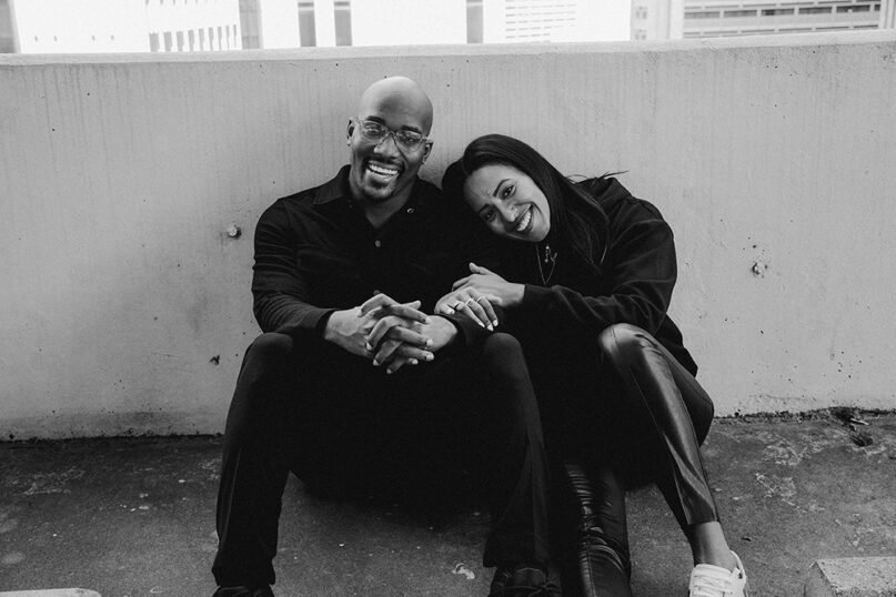 Sam and Toni Collier. Photo by Mary Hannah Harte Photography, LLC