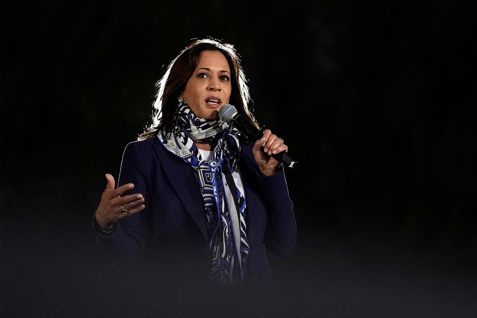 Kamala Harris Talks About Her Own Faith And How It Might Influence A Biden Harris White House