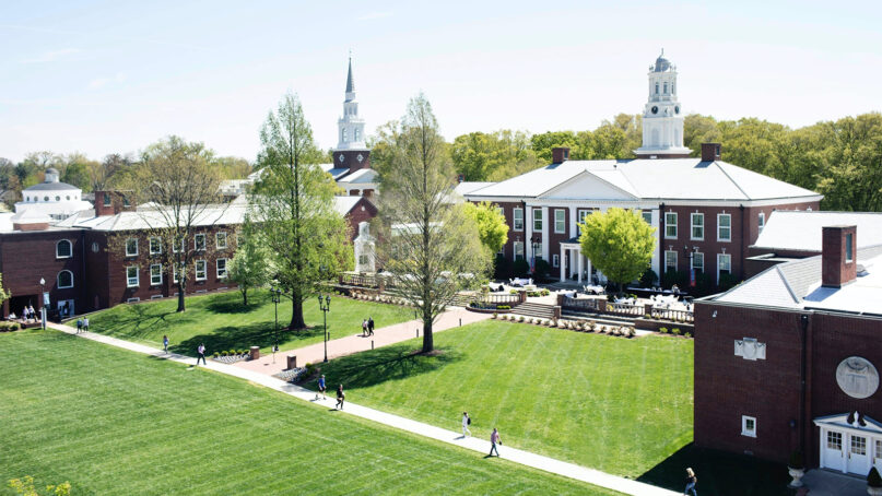 The Southern Baptist Theological Seminary campus in Louisville, Kentucky. Photo courtesy of  Southern Baptist Theological Seminary