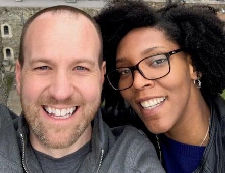 Adam Harris and Carlene Fraser-Harris, guest writers.