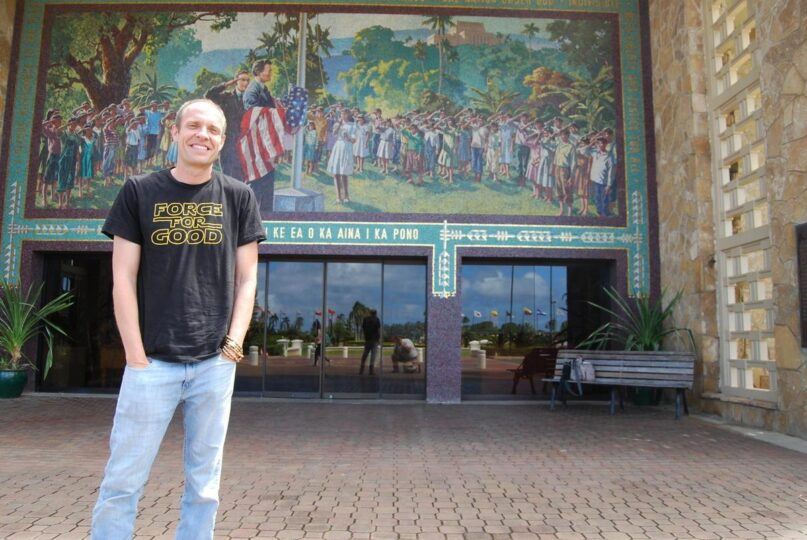 Chad Ford, an associate professor of intercultural peacebuilding, teaches at Brigham Young University-Hawaii.