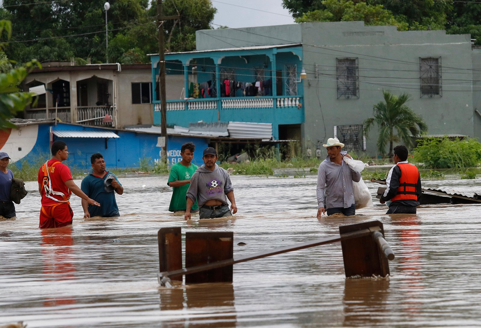 As hurricanes belt Honduras, Christian aid group fights not just water but corruption - Religion News Service