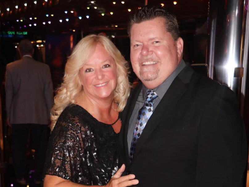 Pastor Bob Bryant with his wife, Lori Snider Bryant. Photo via Lori Snider Bryant/Facebook