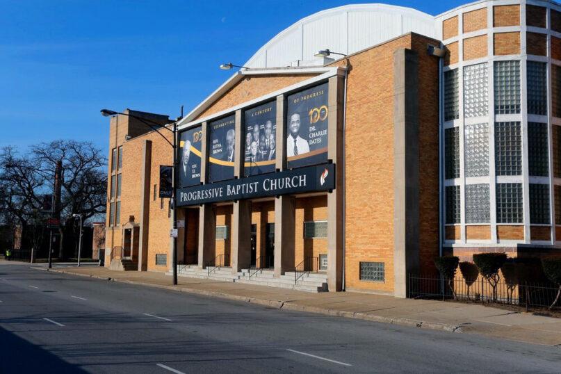 Progressive Baptist Church in Chicago. Photo courtesy of Progressive Baptist Church