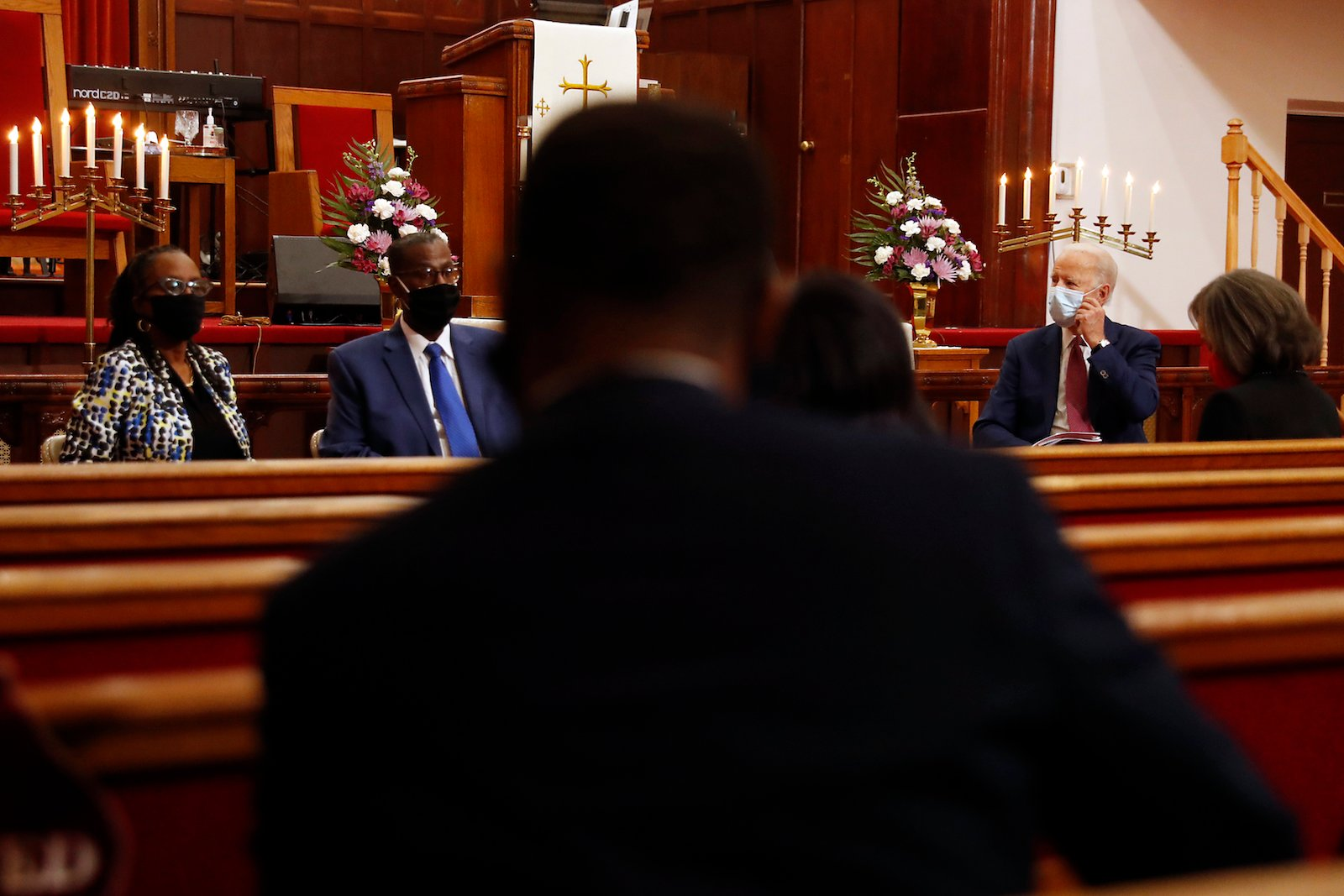Biden taps Delaware AME pastor to offer benediction at inauguration