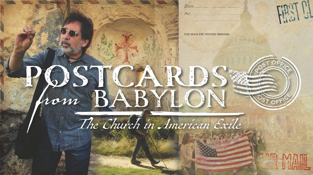 Postcards from Babylon the documentary