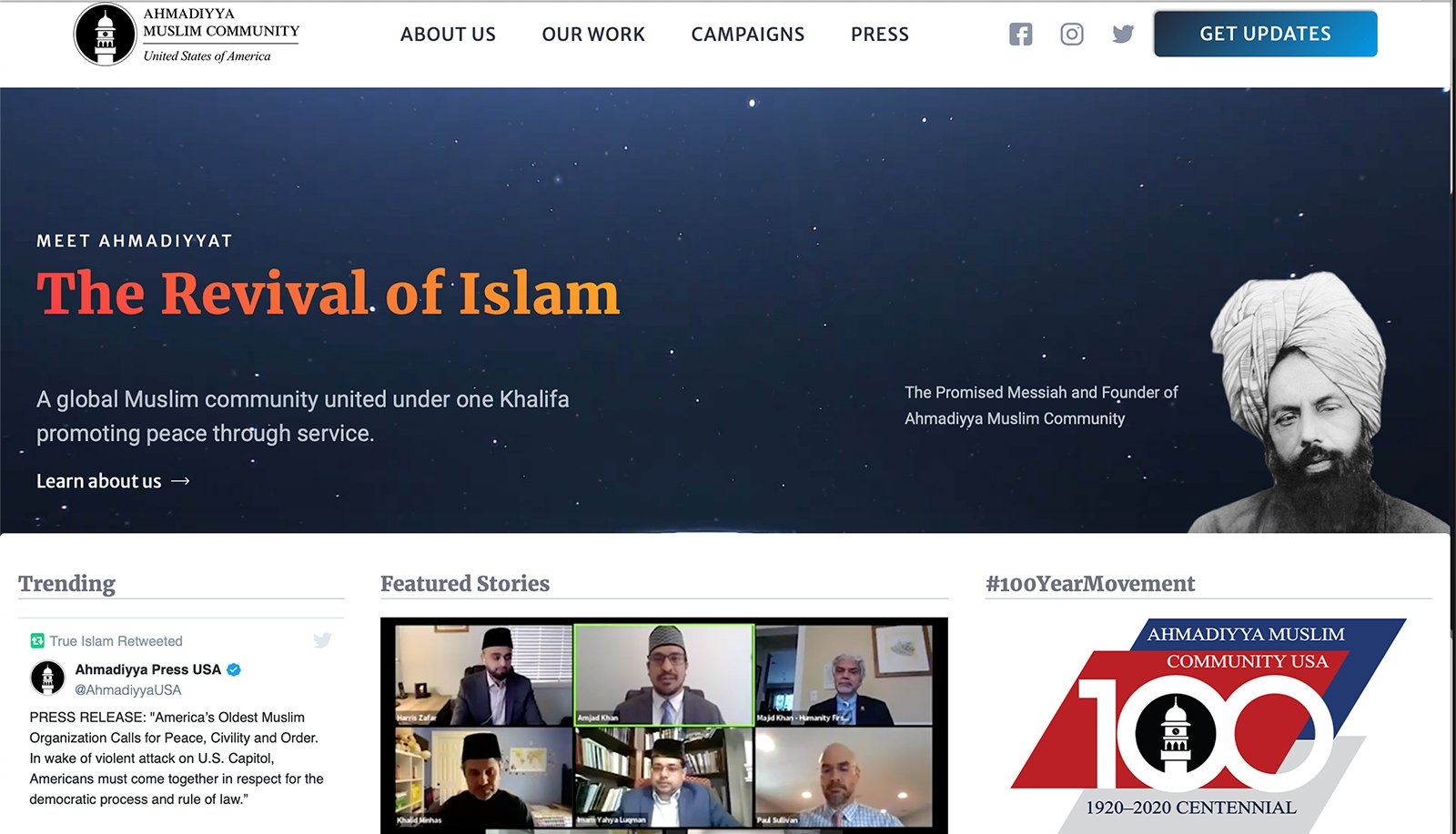 Pakistan attempts to prosecute Ahmadi US citizens for digital blasphemy