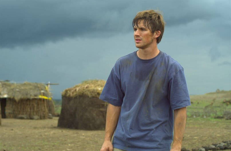 """Actor Matt Lanter stars in the film """"Chasing the Rain."""" Photo courtesy of Night Muse Productions"""