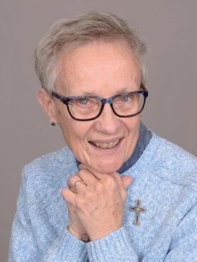 Sister Jeanne Christensen. Courtesy photo