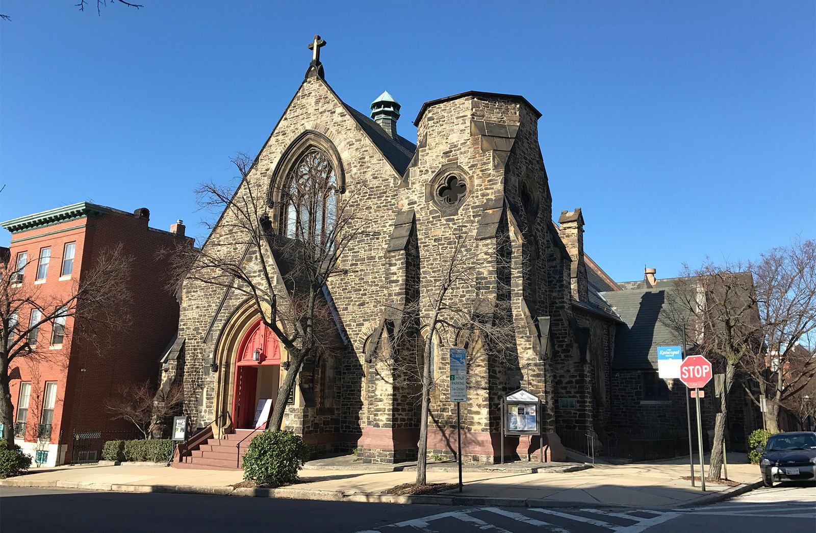 Memorial Episcopal Church in Baltimore. Photo by Eli Pousson/Creative Commons