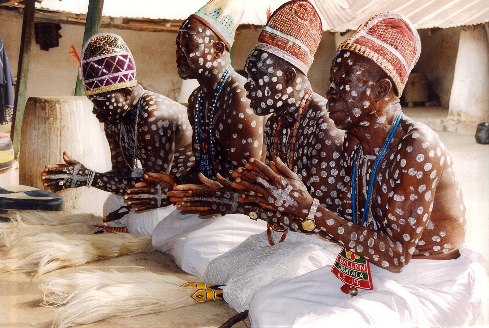 Black Christians, don't demonize African spirituality