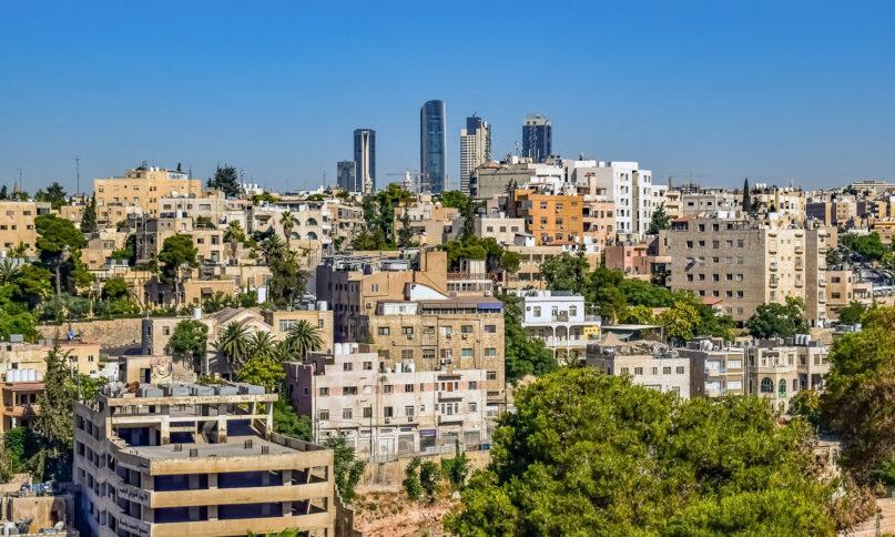 Amman, Jordan. Image by Dimitris Vetsikas from Pixabay/Creative Commons