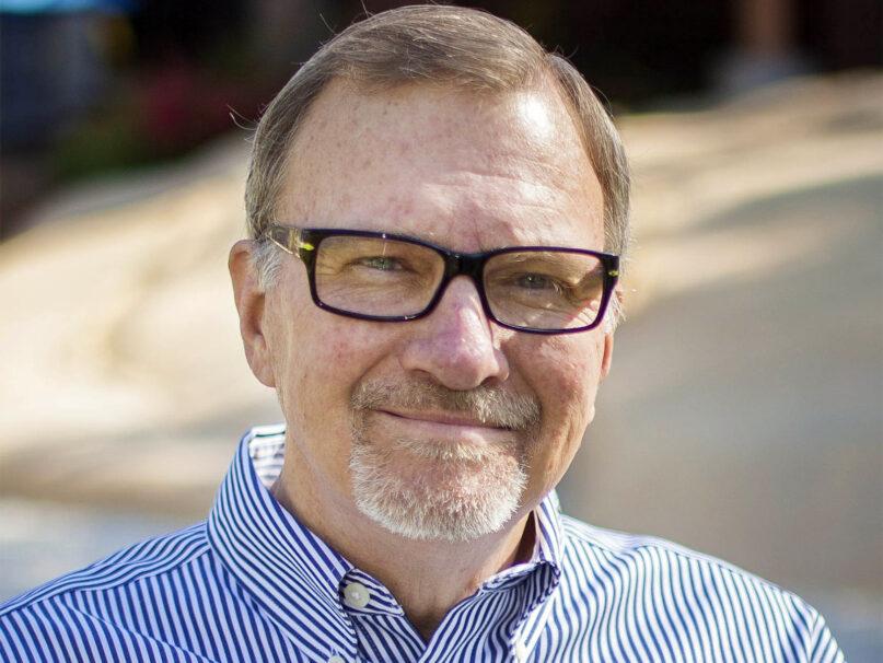 Celebrate Recovery founder John Baker. Photo via Hope for Mental Health