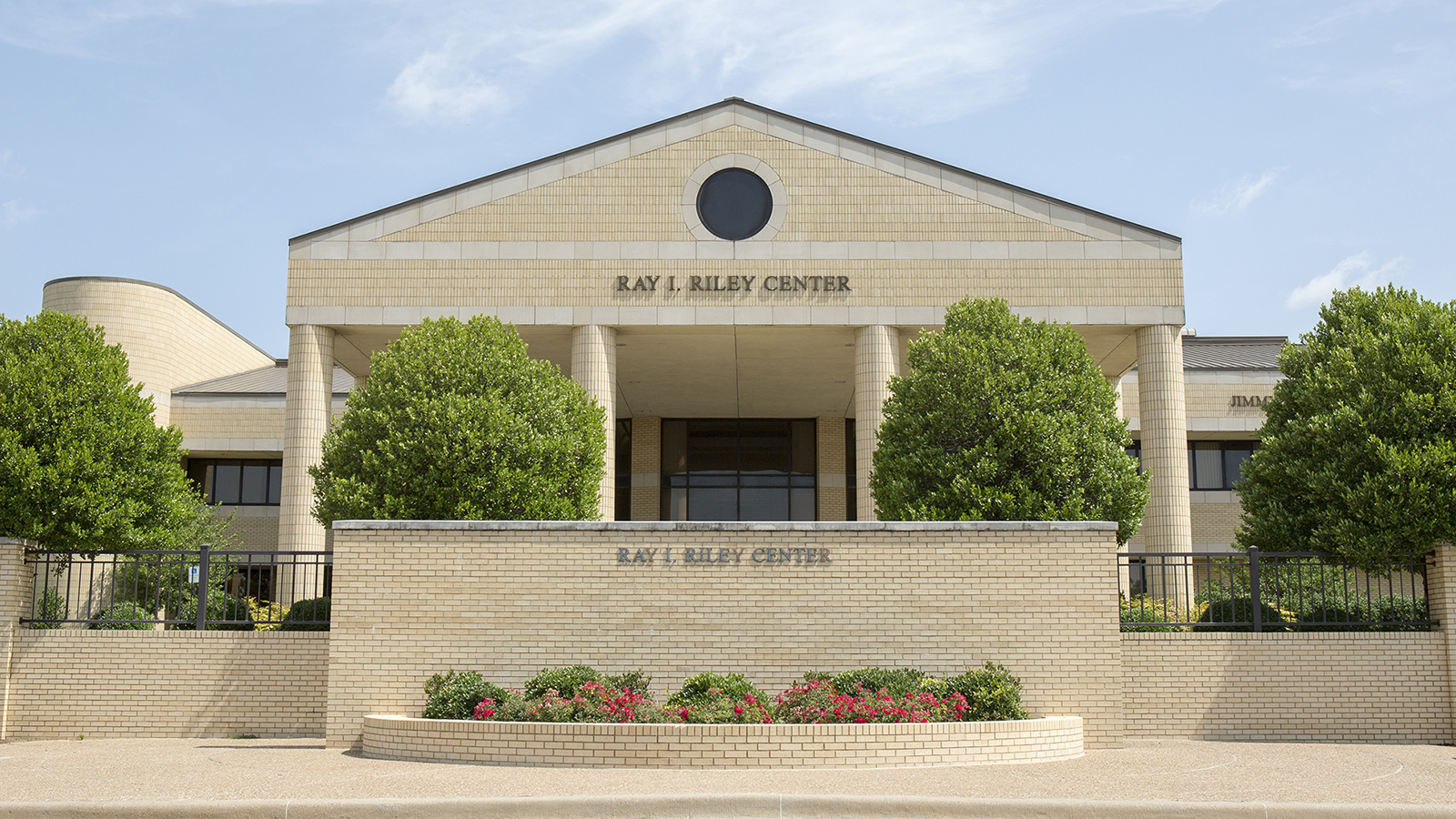 The Riley Center on the Southwestern Baptist Theological Seminary campus in Fort Worth, Texas. Photo courtesy of SWBTS