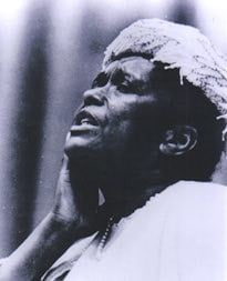 Ella Baker. Image courtesy of the National Women's Hall of Fame