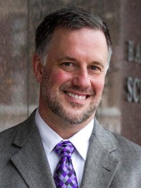David Pooler. Photo via Baylor University