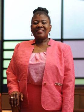 The Rev. Cassandra Gould. Photo via Missouri Faith Voices