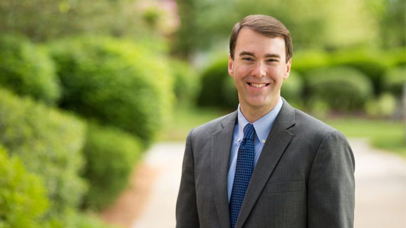 D. Michael Lindsay. Photo by Mark Spooner/Gordon College