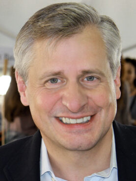 Jon Meacham in 2014. Photo by Larry D. Moore/Creative Commons/CC BY-SA 4.0