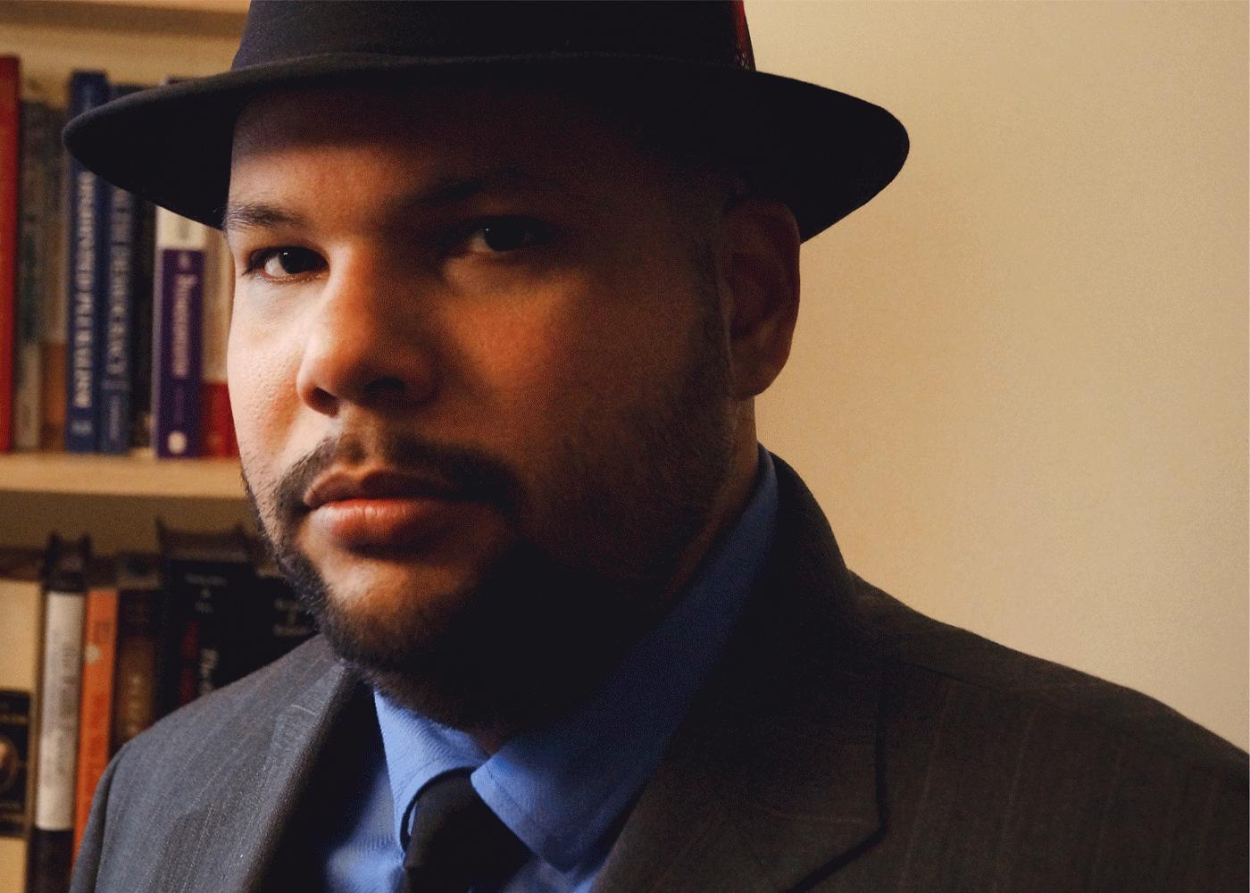 Juhem Navarro-Rivera. Courtesy photo