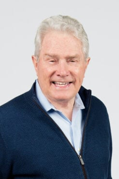 Luis Palau in 2016. Photo by Lauren Natalie Photography, courtesy of the Luis Palau Association