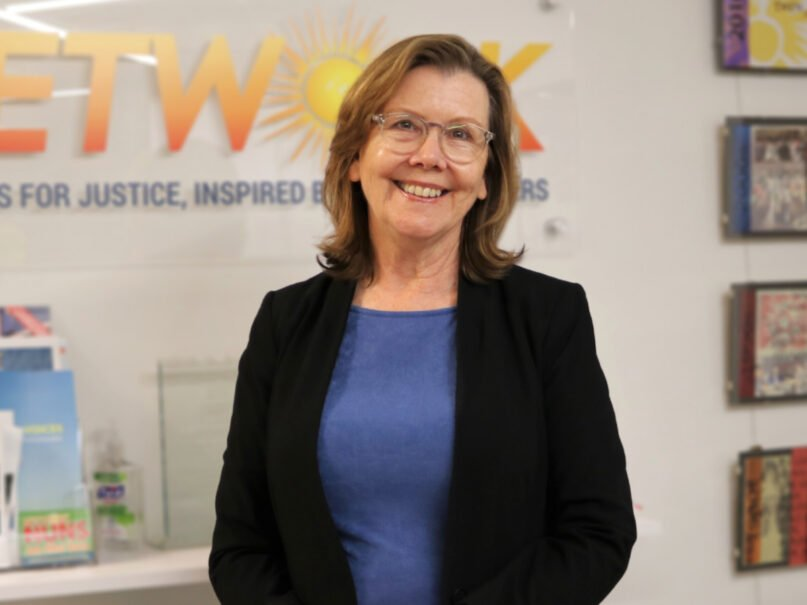 Mary Novak. Photo courtesy of Network