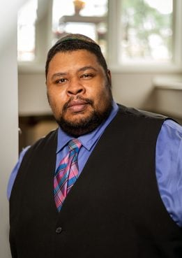 Michael Twitty, writer, culinary historian and educator. Image courtesy of Michael Twitty