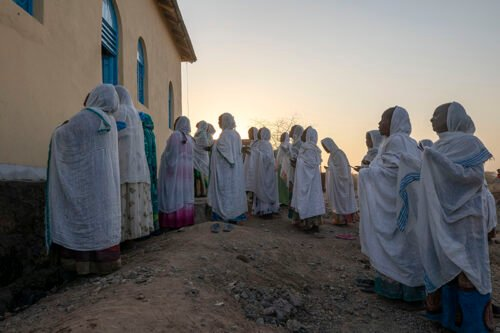 Pope Demands Food Aid Reach Starving People of Tigray, Ethiopia