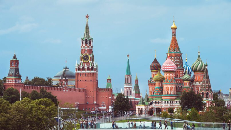 Red Square in Moscow. Photo by Vlad Vasnetsov/Pixabay/Creative Commons