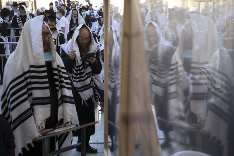 The growing Jewish divide