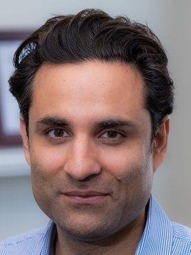 Dr. Basim Khan. Photo courtesy of Neighborhood Health