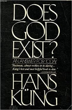 Does God Exist? by Hans Küng. Image courtesy of Amazon