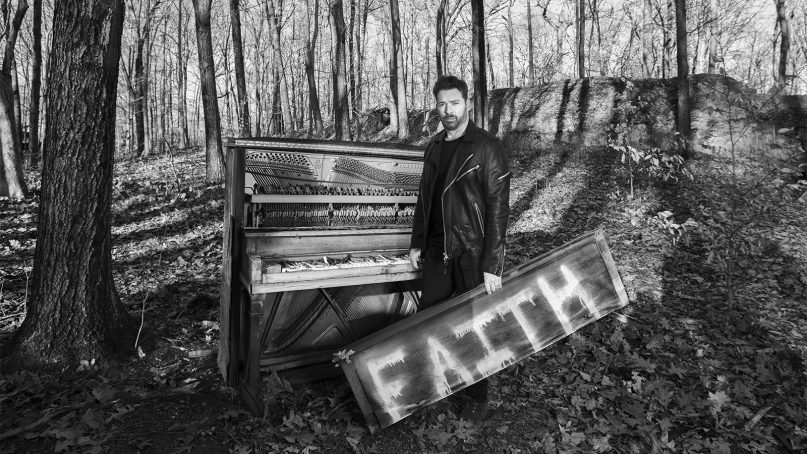 """Musician Harry Connick Jr. has released a new album, titled """"Alone With My Faith."""" Courtesy photo"""