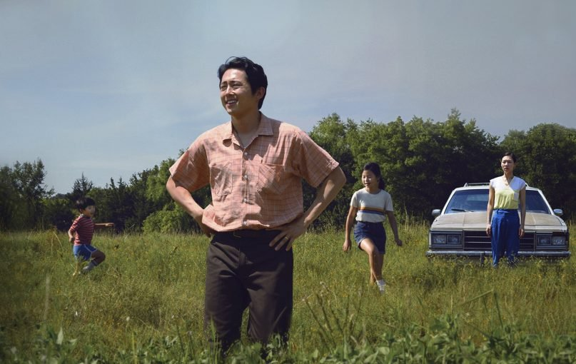 """A still image from the film """"Minari."""" Photo courtesy of A24"""