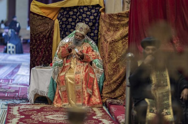 U.S. Embassy Hosts Patriarch of the Ethiopian Orthodox Church After Warning of Genocide in Tigray
