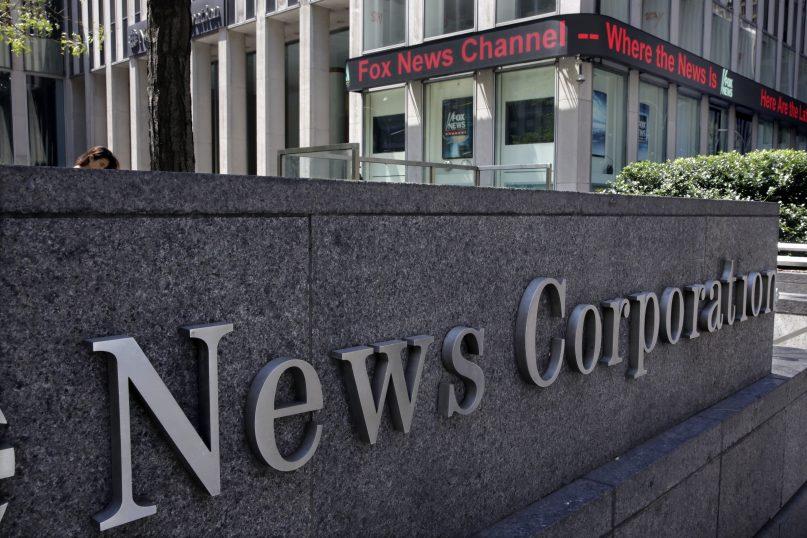 Fox News has a faithful audience. (AP Photo/Richard Drew)
