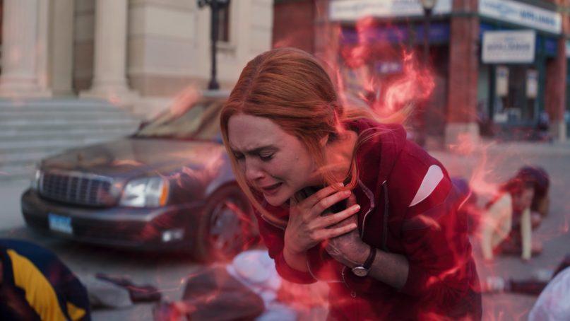 What is Marvel if not mythology persevering? (WandaVision Images/Disney Plus)