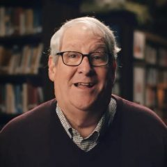 Chuck Kelley, the former president of New Orleans Baptist Theological Seminary and a leader in the Conservative Baptist Network. Video screengrab
