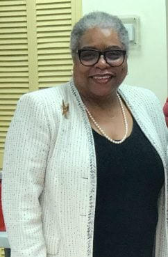 Cheryl Townsend Gilkes. Photo courtesy of Colby College department of African-American Studies